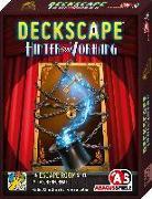 Cover-Bild zu Deckscape - Hinter dem Vorhang von Chiacchiera, Martino