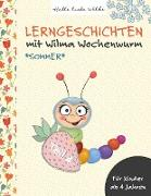 Cover-Bild zu Lerngeschichten mit Wilma Wochenwurm - Teil 4 von Bohne, Susanne