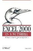 Cover-Bild zu Excel 2000 in a Nutshell von Jinjer Simon