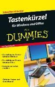 Cover-Bild zu Tastenkürzel für Windows und Office für Dummies von Peyton, Christine