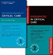 Cover-Bild zu Oxford Handbook of Critical Care Third Edition and Emergencies in Critical Care Second Edition Pack von Singer, Mervyn