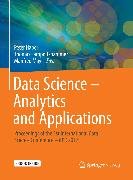 Cover-Bild zu Data Science - Analytics and Applications (eBook) von Haber, Peter (Hrsg.)