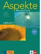 Cover-Bild zu Aspekte 3 (C1) - Lehrbuch 3 ohne DVD von Koithan, Ute