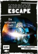 Cover-Bild zu Lylian: Mission Escape - Die verlassene Stadt