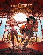 Cover-Bild zu Lylian: The Quest of Ewilan, Vol. 2: Akiro