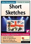 Cover-Bild zu Short Sketches (eBook) von Hamblock, Barbara