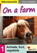 Cover-Bild zu On a farm / Sekundarstufe (eBook) von Thierfelder, Prisca