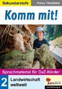 Cover-Bild zu Komm mit! - Sprachmaterial für DaZ-Kinder (eBook) von Thierfelder, Prisca