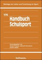 Cover-Bild zu Handbuch Schulsport von Fessler, Norbert