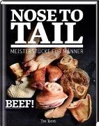 Cover-Bild zu Frenzel, Ralf (Hrsg.): BEEF! NOSE TO TAIL