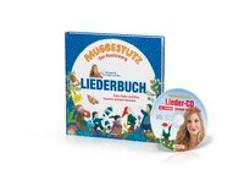 Cover-Bild zu Muggestutz Der Haslizwerg - Liederbuch von Schmid-Germann, Susanna