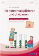 Cover-Bild zu Ich kann multiplizieren und dividieren von Langhans, Katrin