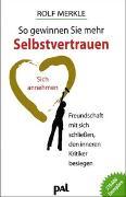 Cover-Bild zu So gewinnen Sie mehr Selbstvertrauen von Merkle, Rolf