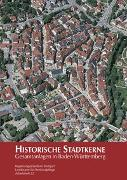 Cover-Bild zu Historische Stadtkerne von Eidloth, Volkmar (Bearb.)