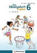 Cover-Bild zu Das Übungsheft Englisch 6 von Kresse, Tina