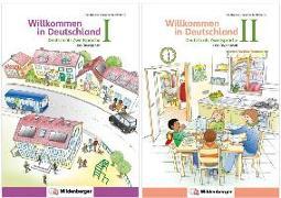 Cover-Bild zu Das Übungsheft - Deutsch als Zweitsprache I und II von Kresse, Tina