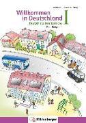Cover-Bild zu Das Übungsheft - Deutsch als Zweitsprache I von Kresse, Tina