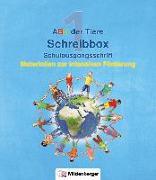 Cover-Bild zu ABC der Tiere - Schreibbox, Schulausgangsschrift von Kresse, Tina
