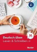 Cover-Bild zu Deutsch üben Lesen & Schreiben B1 von Billina, Anneli