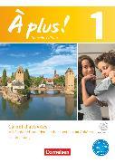 Cover-Bild zu À plus !, Nouvelle édition, Band 1, Carnet d'activités mit interaktiven Übungen auf scook.de - Lehrerfassung, Mit Video-DVD, CD-Extra und eingelegtem Förderheft von Gregor, Gertraud