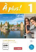 Cover-Bild zu À plus !, Nouvelle édition, Band 1, Carnet d'activités mit Audios und Videos online, Mit eingelegtem Förderheft von Gregor, Gertraud