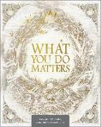 Cover-Bild zu What You Do Matters: Boxed Set: What Do You Do with an Idea?, What Do You Do with a Problem?, What Do You Do with a Chance? von Yamada, Kobi