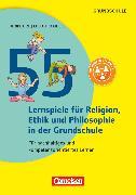 Cover-Bild zu Lernen im Spiel, 55 Lernspiele für Religion, Ethik und Philosophie, Für nachhaltiges und kompetenzorientiertes Lernen, Buch von Itze-Helsper, Ulrike