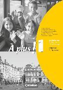 Cover-Bild zu À plus !, Ausgabe 2004, Band 1, Handreichungen für den Unterricht, Mit Kopiervorlagen von Gregor, Gertraud