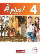 Cover-Bild zu À plus !, Nouvelle édition, Band 4, Schülerbuch, Festeinband von Gregor, Gertraud
