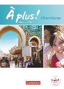Cover-Bild zu À plus !, Nouvelle édition / Méthode intensive - Nouvelle édition, Charnières, Schülerbuch, Festeinband von Gregor, Gertraud