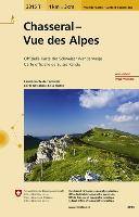 Cover-Bild zu Chasseral - Vue des Alpes. 1:33'333