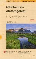 Cover-Bild zu Lötschental - Aletschgebiet. 1:33'333