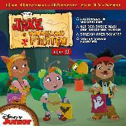 Cover-Bild zu Disney - Jake und die Nimmerland Piraten - Folge 11 (Audio Download) von Bingenheimer, Gabriele