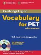 Cover-Bild zu Cambridge English. Vocabulary for PET von Ireland, Sue