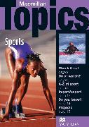 Cover-Bild zu Beginner Plus: Macmillan Topics Sports Beginner Plus Reader - Macmillan Topics von Holden, Susan