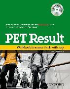 Cover-Bild zu PET Result:: Printed Workbook Resource Pack with Key - PET Result von Quintana, Jenny
