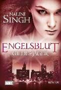 Cover-Bild zu Gilde der Jäger - Engelsblut von Singh, Nalini