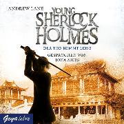 Cover-Bild zu Young Sherlock Holmes. Der Tod kommt leise [5] (Audio Download) von Lane, Andrew