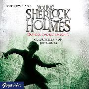 Cover-Bild zu Young Sherlock Holmes. Nur der Tod ist umsonst [4] (Audio Download) von Lane, Andrew