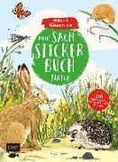 Cover-Bild zu Mein Sach-Stickerbuch Natur - Wald- und Wiesentiere von Dyson, Nikki (Illustr.)