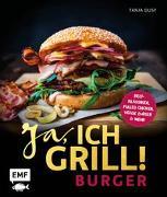 Cover-Bild zu Ja, ich grill! - Burger