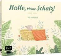 Cover-Bild zu Hallo, kleiner Schatz! - Dein Babyalbum von Lohß, Sandy (Illustr.)