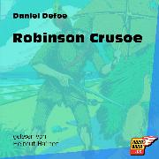 Cover-Bild zu Robinson Crusoe (Ungekürzt) (Audio Download) von Defoe, Daniel