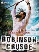 Cover-Bild zu Robinson Crusoe (eBook) von Defoe, Daniel