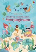 Cover-Bild zu Mein Immer-wieder-Stickerbuch: Meerjungfrauen von Bathie, Holly