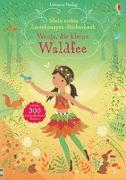 Cover-Bild zu Mein erstes Anziehpuppen-Stickerbuch: Wenja, die kleine Waldfee von Watt, Fiona