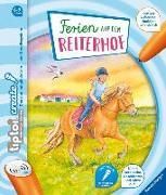 Cover-Bild zu tiptoi® CREATE Ferien auf dem Reiterhof von Neudert, Cee