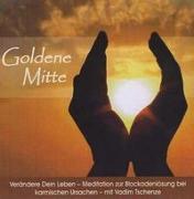 Cover-Bild zu Goldene Mitte von Tschenze, Vadim