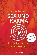 Cover-Bild zu Sex und Karma von Tschenze, Vadim