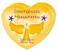 Cover-Bild zu Schutzengel-Herzkarten von Kaiser, Gauri